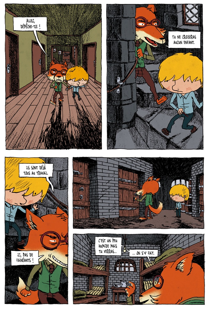 La Pension Moreau page 11