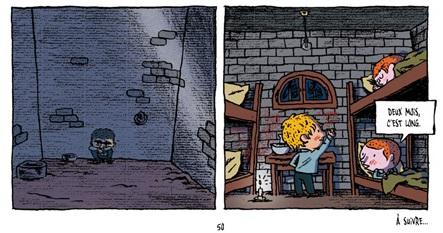 La Pension Moreau page 50 bandeau 3