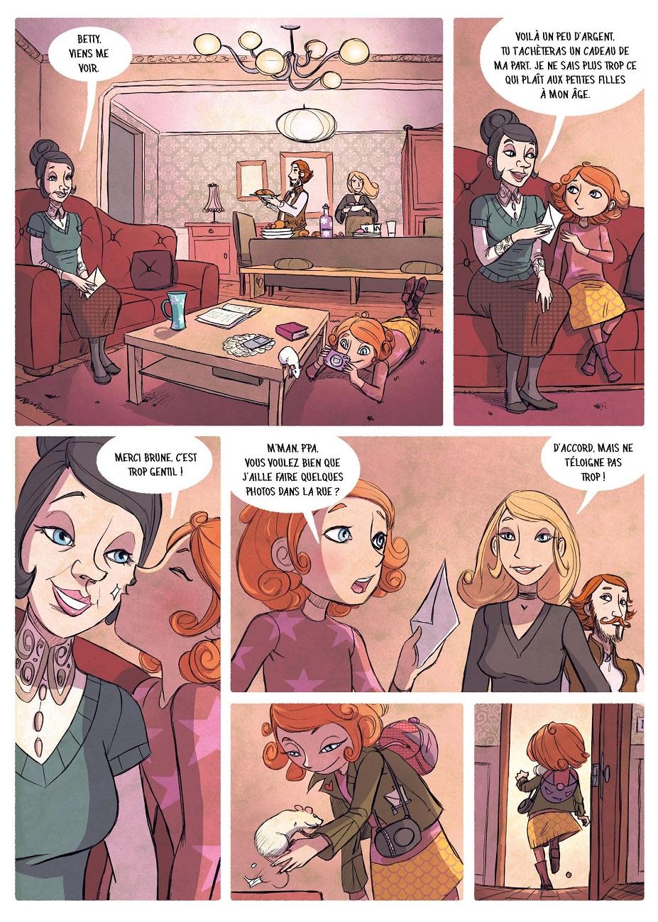 L'étrange boutique de miss Potimary page 8
