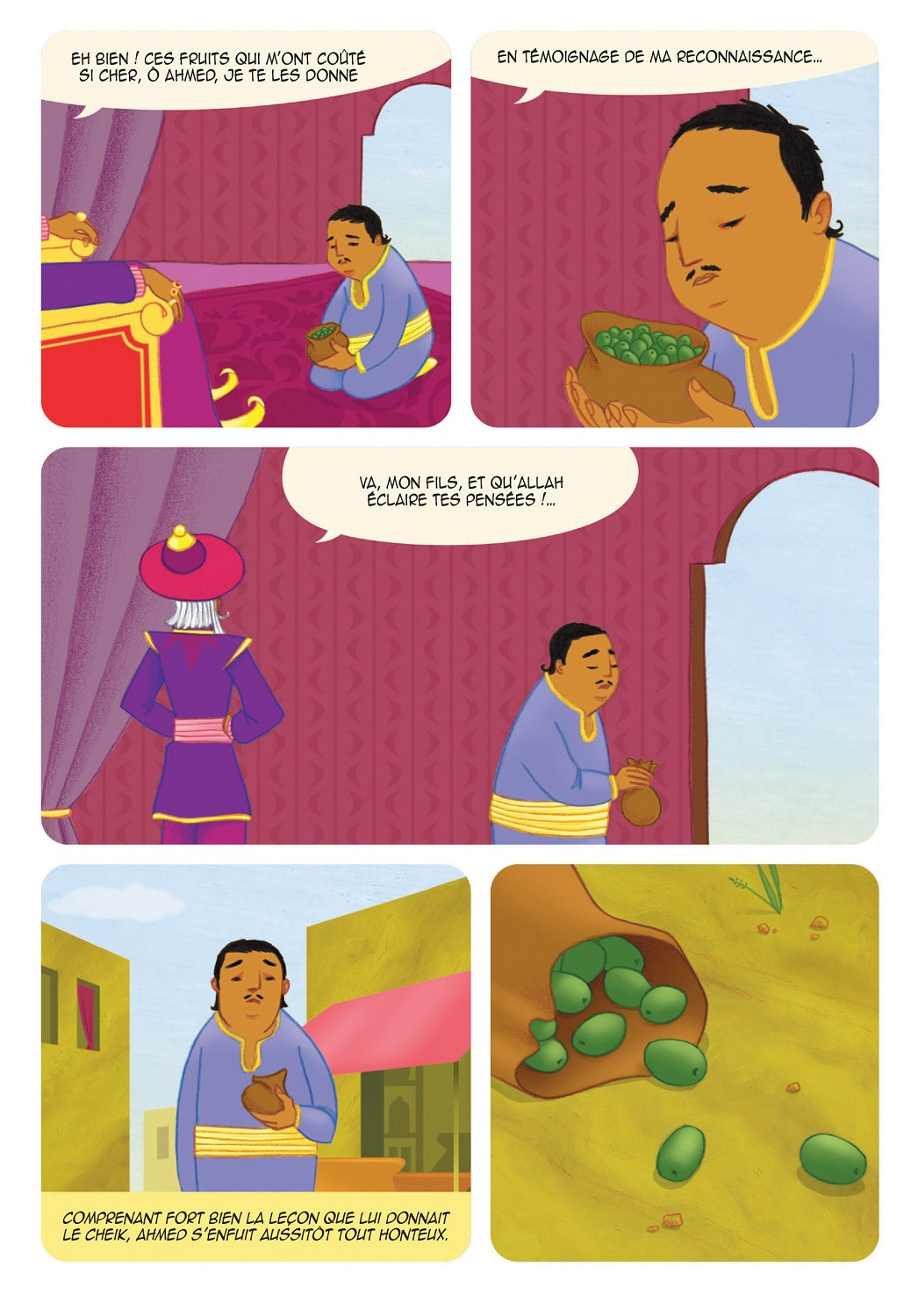contes arabes page 11