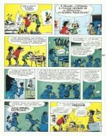 Le dernier gag de « Gaston » réalisé avec l'aide de Jidéhem.