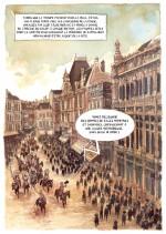 La grande parade à Valenciennes (page 35 - Glénat 2017)
