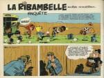 Jidéhem, décoriste sur « La Ribambelle enquête ».