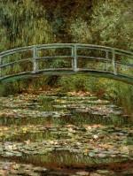 L'une des multiples vues du Bassin aux nymphéas, harmonie verte