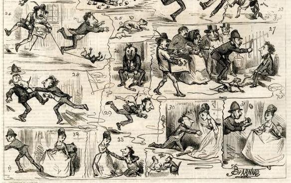 Une histoire en images par Frederick Barnard.