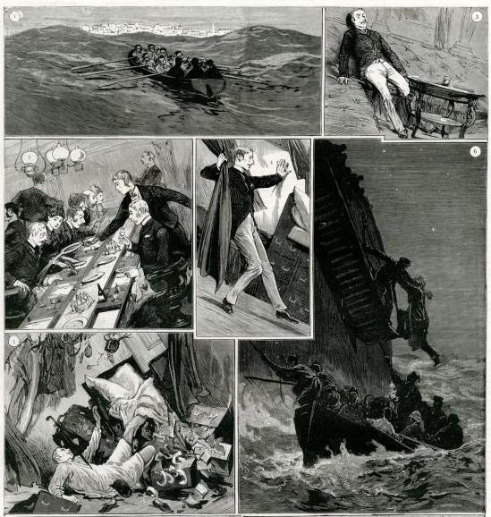 Une histoire en images par Joseph Nash.