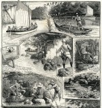 Une histoire en images par William Ralston.