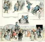 Une histoire en images par Reginald Cleaver.