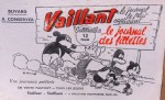 Un autre buvard publicitaire avec un dessin d'Arnal.