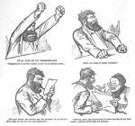 Une histoire en images par Apeles Mestres.