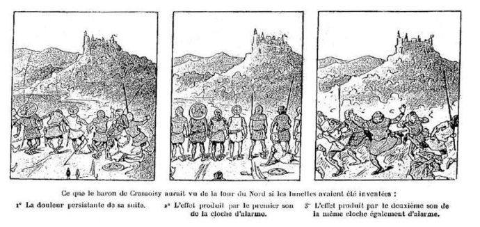 « Haut et Puissant Seigneur, baron de Cramoisy » par Christophe.