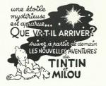 Dessin annonce par dans Le Soir le 22 mai 1942