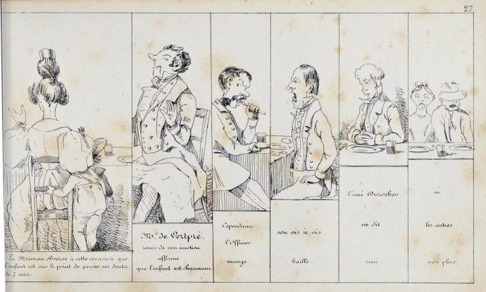 « Histoire de M. de Vertpré et de sa ménagère aussi » par Eugène Forest.