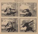 Une histoire muette en images par Josef Benedikt Engl, dans Simplicissimus.