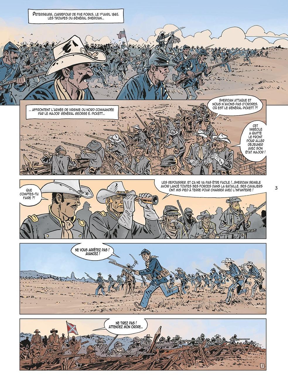 L'or de Morrison T 1 page 1