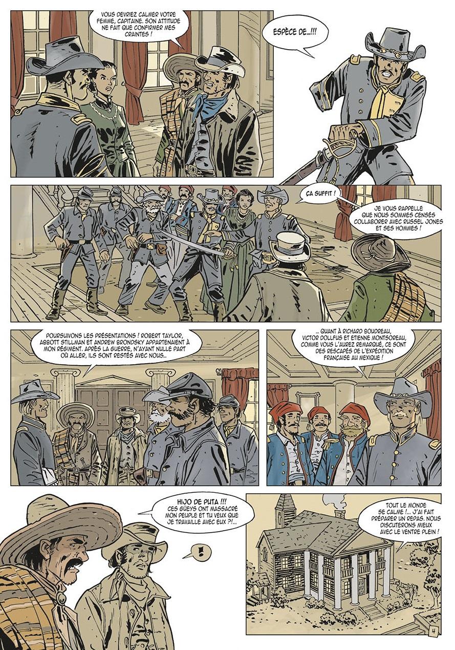 L'or de Morrison T 1 page 4