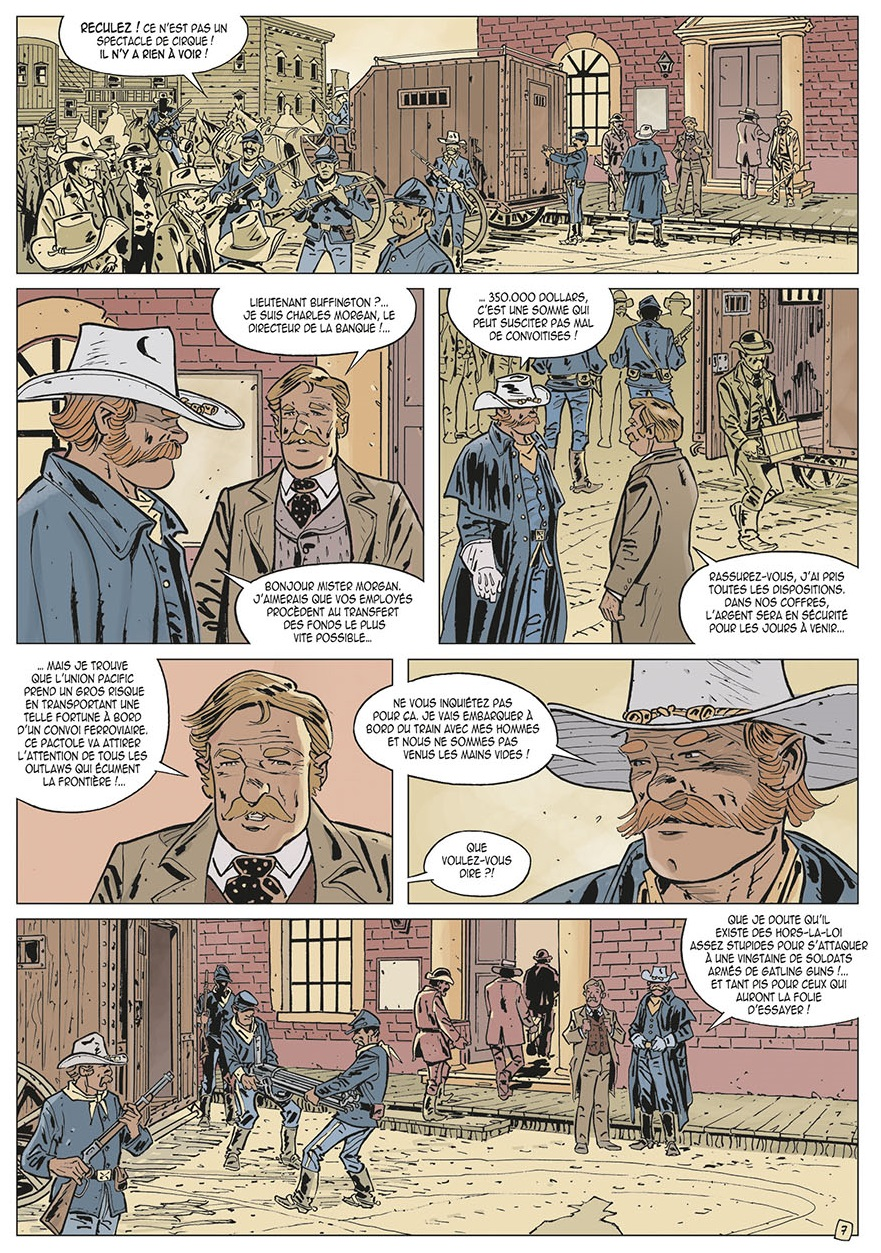 L'or de Morrison T 1 page 7