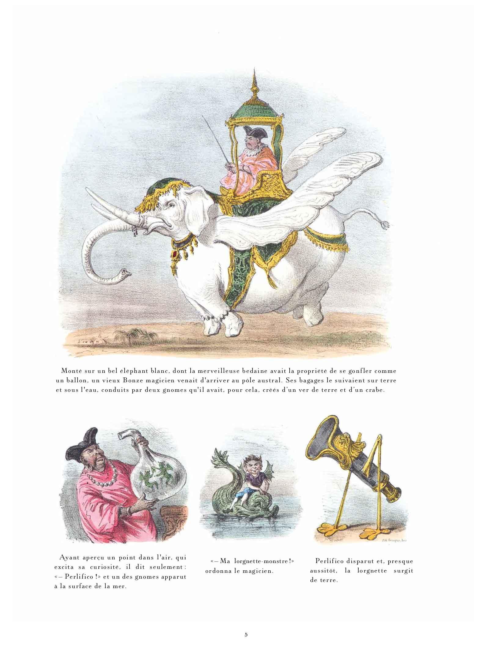 « Le Mirliton merveilleux » par Armand-Louis-Henri Telory et Jules Rostaing.