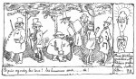 «Les Prétendus de Mademoiselle Pulchérie» par Louis-Christian Doës.