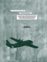 La Légion saute sur... Tombouctou ; séquence d'ouverture de l'album