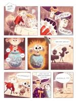 Sacha et Tomcrouz page 15