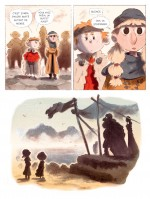 Sacha et Tomcrouz page 41