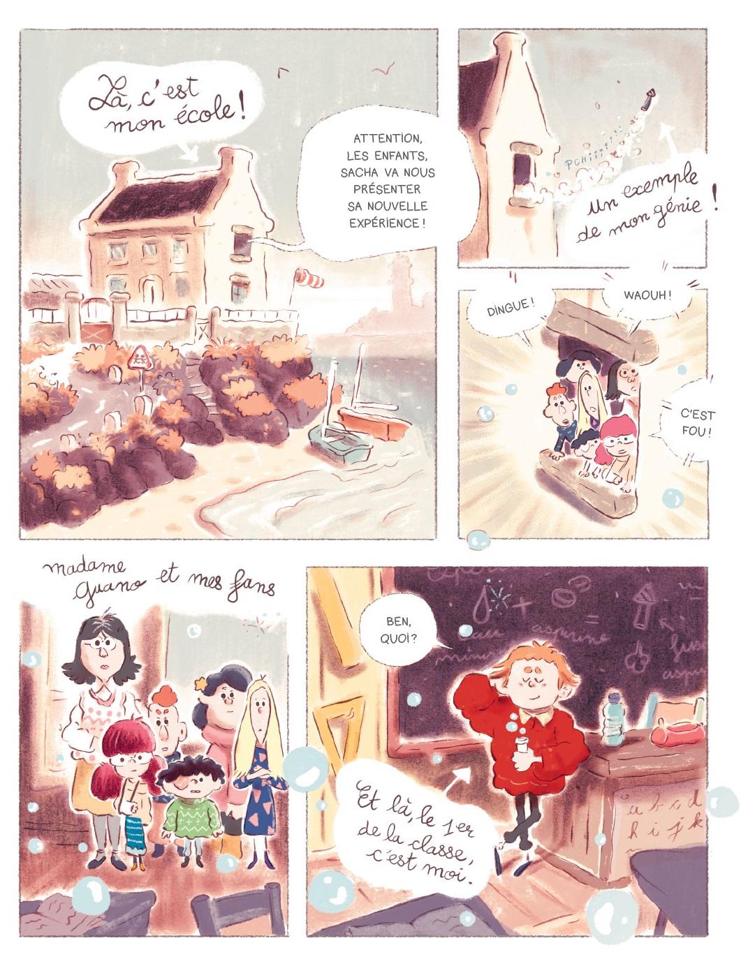 Sacha et Tomcrouz page 5