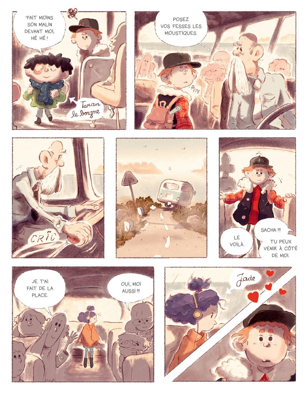 Sacha et Tomcrouz page 7