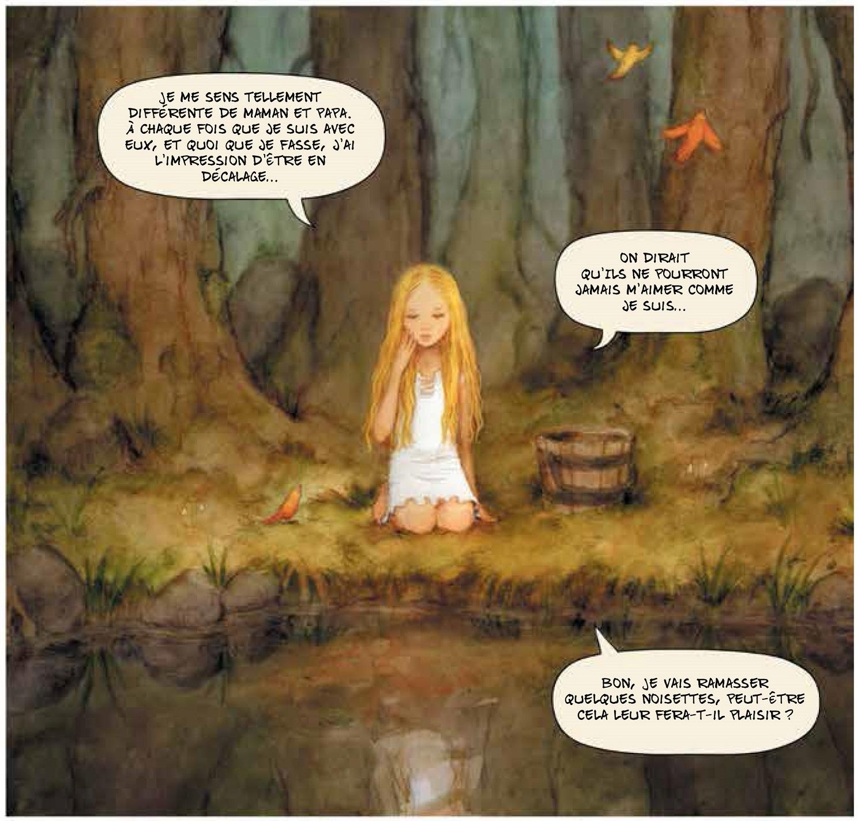 Secrets de Trolls page 14,  première case