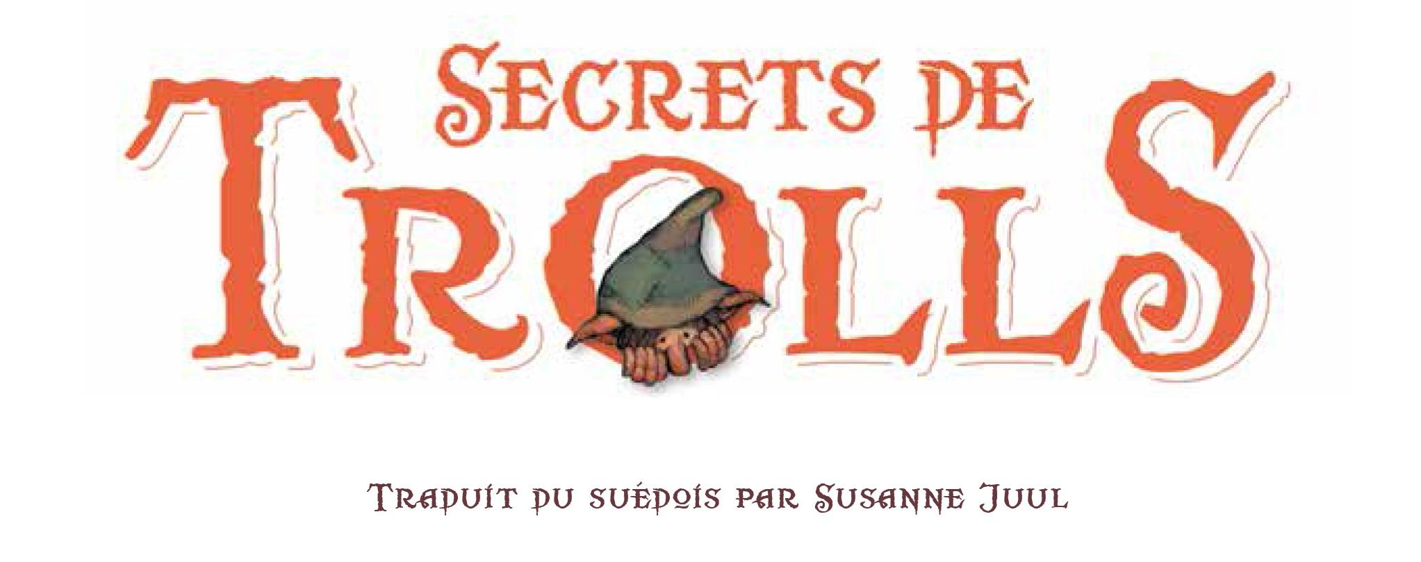 Secrets de Trolls le titre