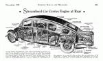 Vue écorchée d'une Streamlined Car