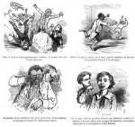 « Défauts des enfants » par Bertall.