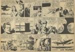 « Bob Mallard » par Rémy Bourles et Henri Bourdens dans le n° 1 de Dimanche Fillettes.