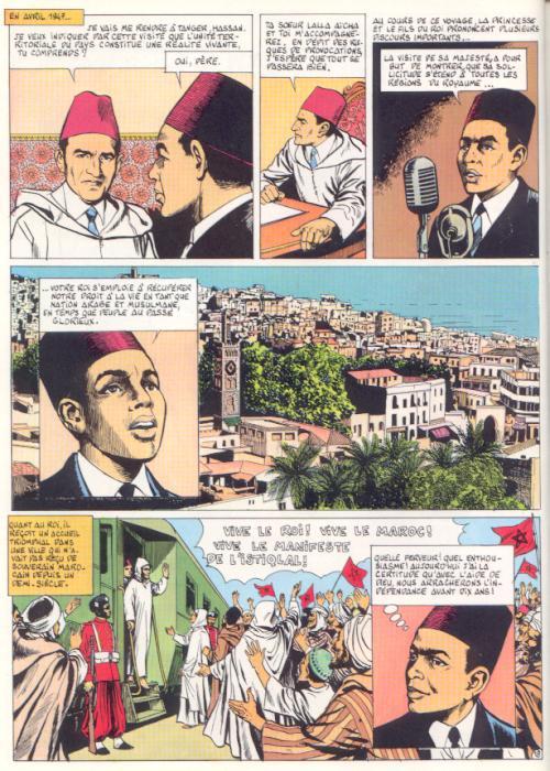 « Il était une fois… Hassan II ».