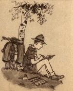 Autoportrait de MiTacq.