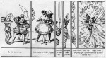 1849 : « Pantomime : to be played as it was, is, and will be, at home » par Alfred Crowquill.