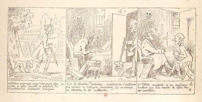 «Les Mésaventures de M.Bêton» par Léonce Petit.