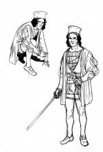 Menanzzio : : recherches pour le personnage