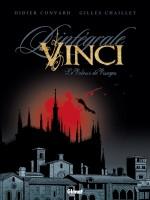 """Couverture pour l'intégrale de """"Vinci"""" (Glénat, 2011)"""