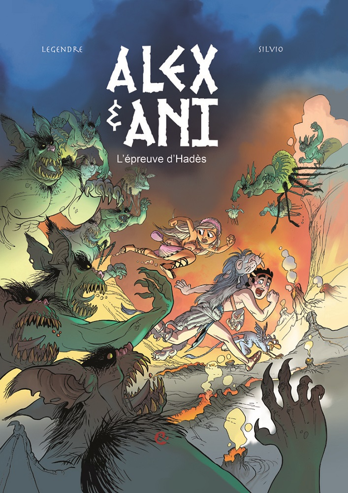 Alex & Ani tome 2 couverture