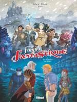 Famille Fantastique T02 - Cover