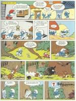 « Le Centième Schtroumpf ».