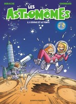 Les Astromomes T02 - Cover HD