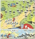 « Les Schtroumpfs noirs ».
