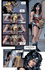 Rebirth Wonder Woman