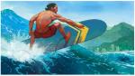 Surfeur Ribic