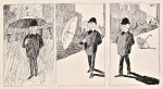 « Mannen som gör vad somfaller honom in » par Oskar Andersson.