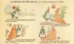 « Bécassine » par Émile Joseph-Porphyre Pinchon et Jacqueline Rivière.