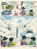 Le premier récit de « Clopin » dans le n° 11 de Pistil, exclu de l'album paru aux éditions Dessis, en 1986.