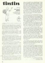Interview de Jean-Clément Bismuth dans le n° 16 de Hop !, en 1978.